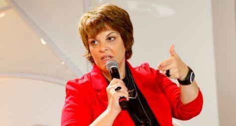 Band contrata irmã de Faustão para ser diretora de seu programa