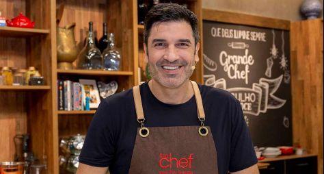 The Chef com Edu Guedes registra baixa audiência, mas vence a RedeTV!