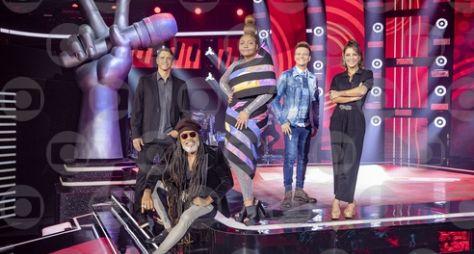 """Gaby Amarantos fala de sua chegada ao """"The Voice Kids"""""""
