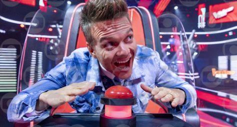 "Michel Teló fala de sua estreia como técnico do ""The Voice Kids"""