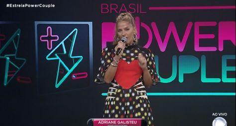 """Com DR, """"Power Couple Brasil"""" registra recorde de público da temporada"""