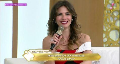 """De contrato novo, Luciana Gimenez espera para gravar """"Operação Cúpido"""""""