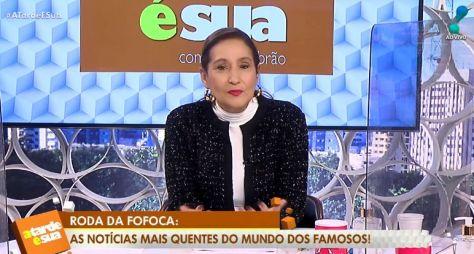 """""""A Tarde é Sua"""", com Sônia Abrão, registra seu pior desempenho em 2021"""
