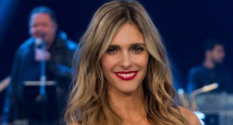 """Fernanda Lima pode assumir o comando do """"Show dos Famosos"""""""