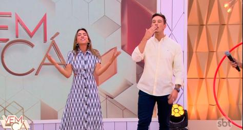Após ajustes na grade, SBT perde a vice-liderança para a Record TV em São Paulo