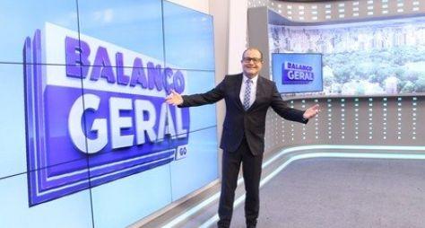 Balanço Geral mantém o 1º lugar absoluto em Salvador, Belo Horizonte e Goiânia