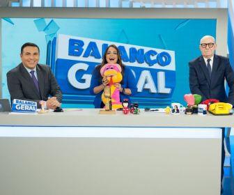 """""""Balanço Geral SP"""" vence """"Jornal Hoje"""" e """"Sessão da Tarde"""""""
