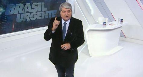 """""""Brasil Urgente"""" é o destaque da Band; confira o TOP 5 da emissora em SP"""