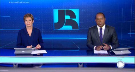 Confira as audiências dos telejornais exibidos nesta quarta (16/06)