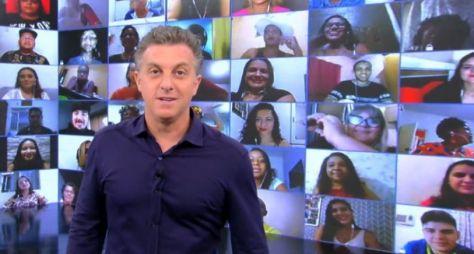 TV Globo ainda não definiu o título do programa de Luciano Huck aos domingos
