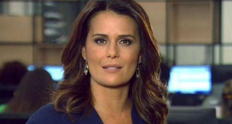 Adriana Araújo estaria negociando com o Grupo Bandeirantes