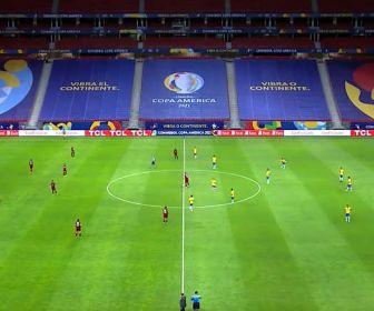 Copa América (Brasil e Peru), SBT registra a maior audiência desde 2005 no PNT