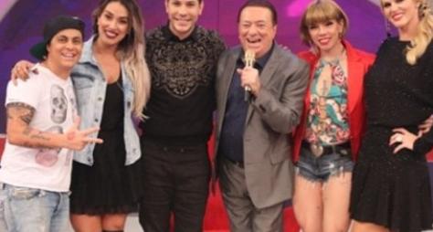 Programa Raul Gil recebe o ator e cantor Christian Chávez neste sábado (19)