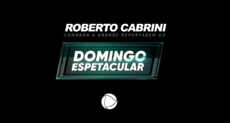 """Quadro """"A Grande Reportagem"""", apresentado por Roberto Cabrini, crava 15 pontos"""