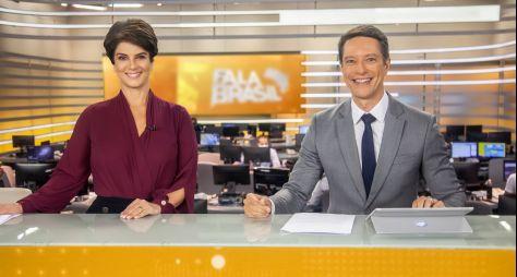 Fala Brasil tem a maior audiência do ano em São Paulo