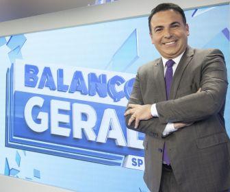 Balanço Geral SP bate novo recorde de audiência e share