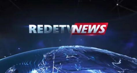 RedeTV! News terá novo horário e nova linha editorial