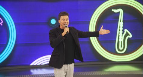 Programas apresentados por Rodrigo Faro batem recordes no domingo