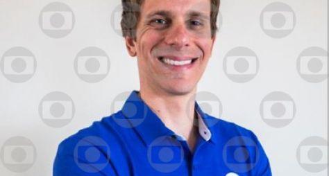 Campeão olímpico Cesar Cielo é o novo comentarista da TV Globo e do SporTV