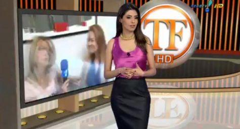 Flávia Noronha pede demissão da RedeTV!