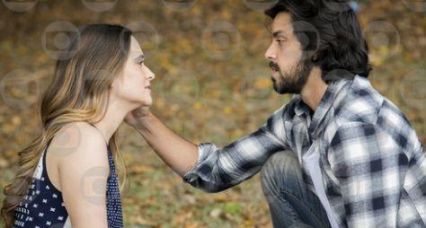 Salva-se Quem Puder: #Lujandro em clima romântico
