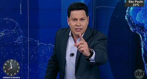 Insatisfeito no SBT, Marcão do Povo negocia sua volta à Record TV