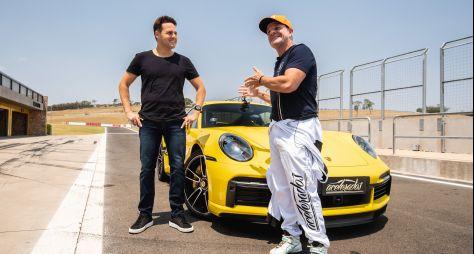 """Band estreia """"Acelerados"""" e transmite GP da Áustria de Fórmula 1"""