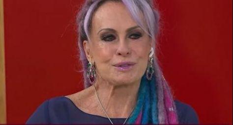 """Ana Maria Braga testa positivo para COVID-19 e não apresenta o """"Mais Você"""""""