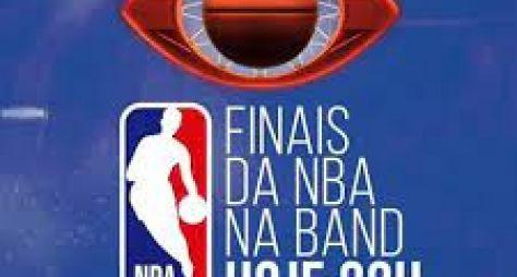 Band exibe jogos finais da NBA a partir desta terça-feira