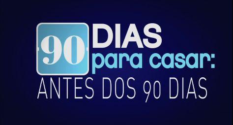 """Band estreia reality show """"90 Dias para Casar: Antes dos 90 Dias"""""""