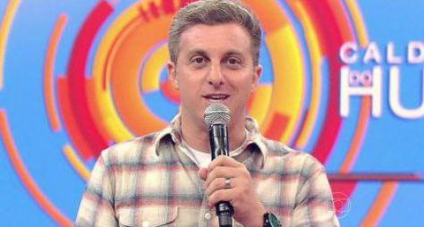 Globo vai antecipar ida de Luciano Huck para os domingos