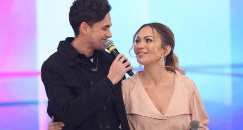 """Solange Almeida participa de novo quadro do """"Hora do Faro"""""""