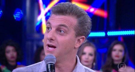 """Luciano Huck apresentará o """"Show dos Famosos"""""""