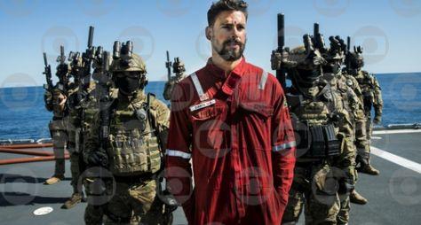 Primeira temporada de 'Ilha de Ferro' estreia dia 09 de agosto na TV Globo