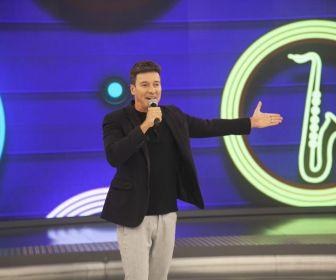 "Recuperado, Rodrigo Faro volta a gravar o ""Hora do Faro"""