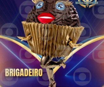 Tem mais fantasias chegando no 'The Masked Singer Brasil'