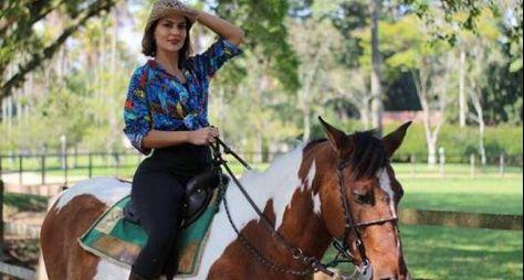 "Neta do Benedito Ruy Barbosa se prepara para atuar no remake de ""Pantanal"""