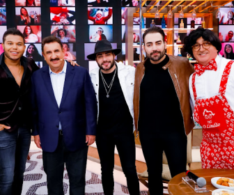 """""""Boteco do Ratinho"""" recebe Tierry, Guilherme & Benuto e Adamastor Pitaco"""