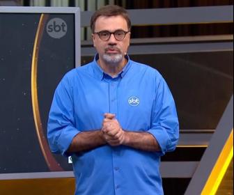 Mauro Beting renova com o SBT por mais dois anos
