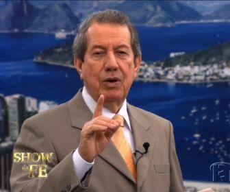 Por Faustão diário, Band quer transferir R.R Soares para as madrugadas