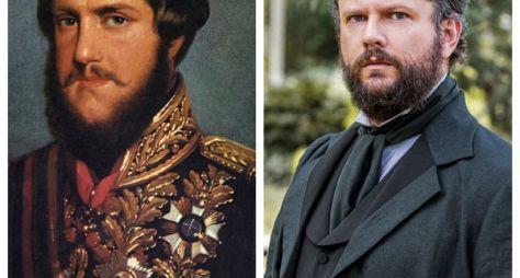 Selton Mello comenta participação em novela seis dando vida a Dom Pedro II