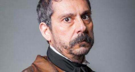 """""""Talvez seja o personagem mais real da novela"""", declara Alexandre Nero"""