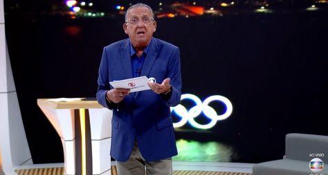 Galvão Bueno pede programa dominical na TV Globo