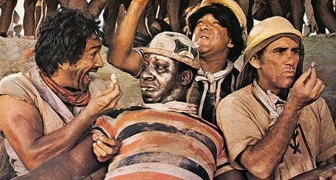 SBT registra baixos índices de audiência com filmes de Os Trapalhões