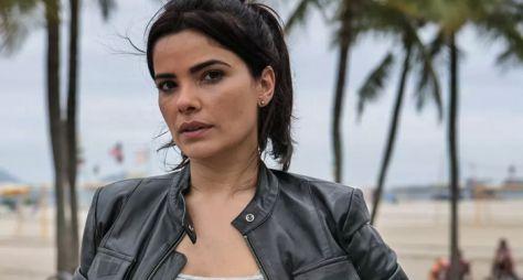 """Vanessa Giacomo comemora a volta da novela """"Pega Pega"""""""