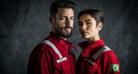 As emoções de 'Ilha de Ferro', no ar na TV Globo a partir de segunda (9)