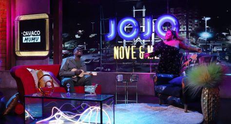 """Jojo Todynho recebe Mumuzinho no """"Jojo Nove e Meia"""" desta quinta-feira (5)"""