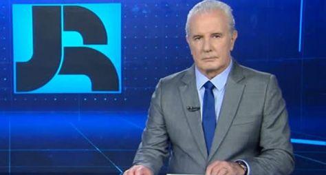 41% de crescimento registra o Jornal da Record na média parcial de 2021