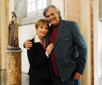 Tarcísio Meira e Gloria Menezes são diagnosticados com Covid-19
