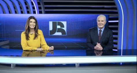 Com retorno de Celso Freitas à bancada, Jornal da Record crava dois dígitos